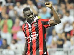 Mario Balotelli hat Nizza im Topspiel zum Sieg geschossen