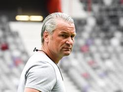 Bernd Storck und seine Ungarn unterlagen Schweden