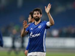 Coke feierte beim Spiel gegen Hannover 96 sein Comeback