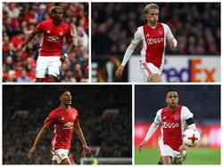 Pogba, Dolberg, Rashford und Kluivert zählen zu den Stars der EL-Finalisten