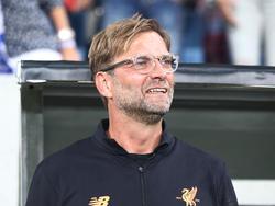 Jürgen Klopp vom FC Liverpool hat sich zum Wechsel von Philippe Coutinho geäußert