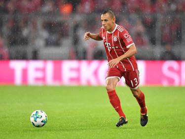 Rafinha spielt seit 2011 für den FC Bayern München