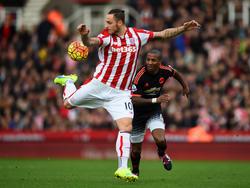 Marko Arnautović bleibt Stoke City treu