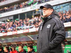 Hannovers Trainer Thomas Schaaf muss die Abwehr der 96er neu formieren