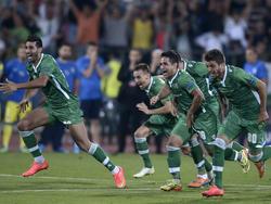 Ludogorets Razgrad feiert den vierten Meistertitel in Folge