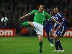 Das Spiel zwischen Irland und Frankreich sorgt erneut für Schlagzeilen