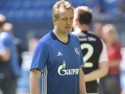 """Für Mike Büskens ist Schalke der """"Verein seines Herzens"""""""