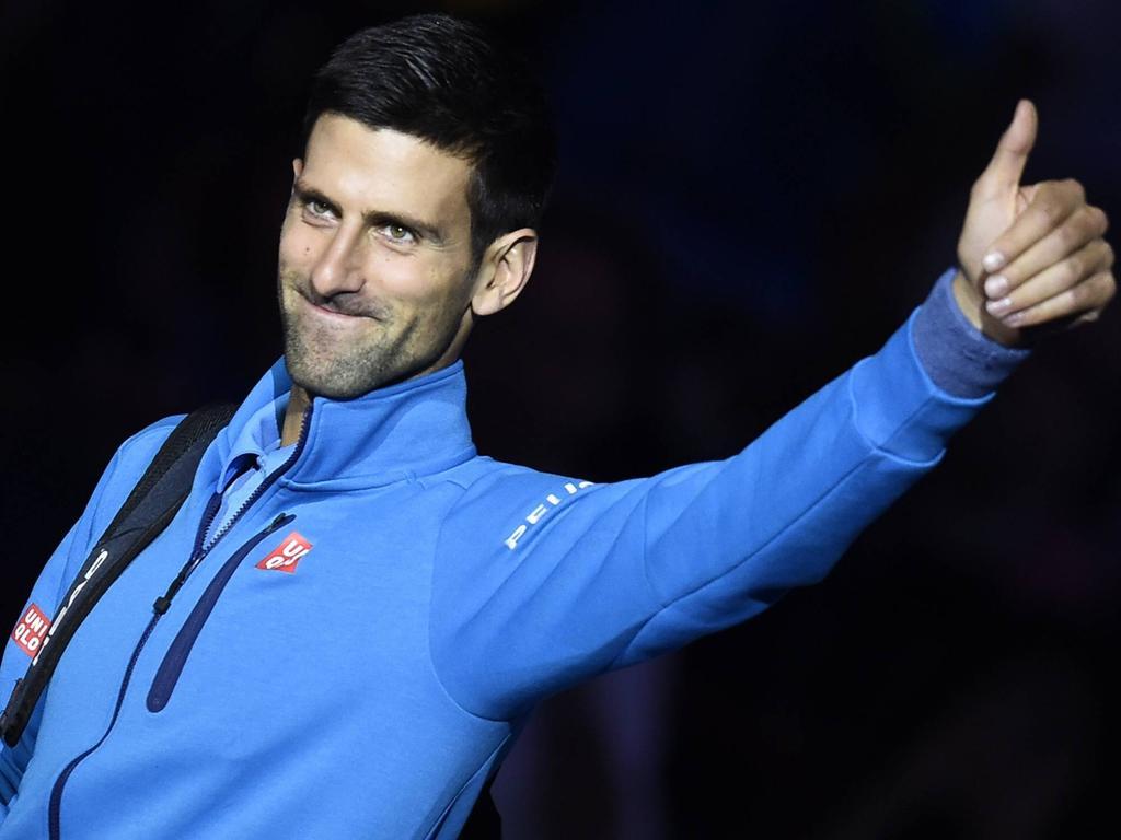 Novak Djokovic ist die Tennis-Ikone schlechthin der letzten fünf Jahre