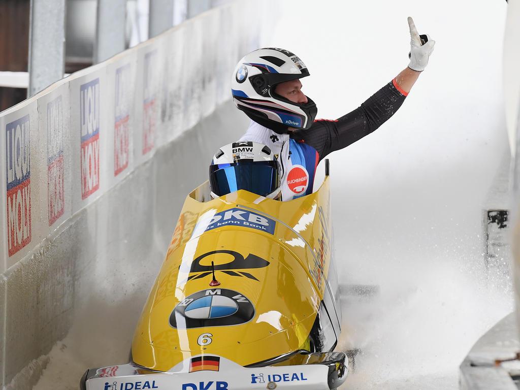 Francesco Friedrich ist zum vierten Mal Weltmeister