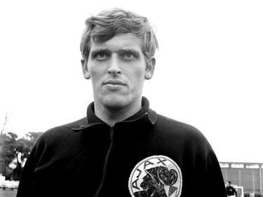 Piet Keizer disputó con el Ajax 490 encuentros oficiales entre 1961 y 1974. (Foto: Getty)