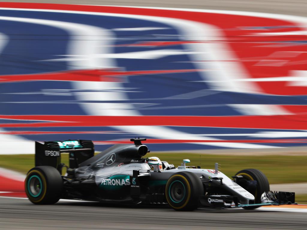 Rückblick: USA-Dominator Lewis Hamilton