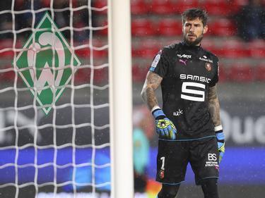 Bei Werder auf der Liste: Benoît Costil