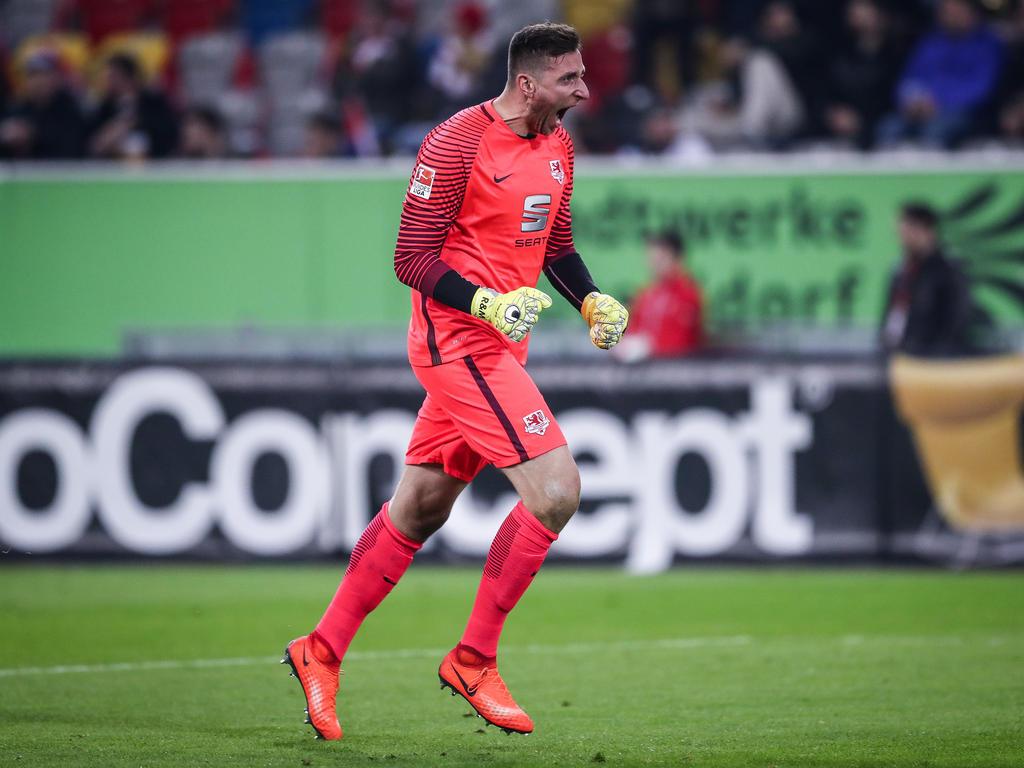 Braunschweig verlängert Vertrag mit Torhüter Jasmin Fejzic