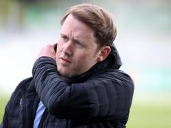 Olaf Rebbe glaubt an den VfL Wolfsburg
