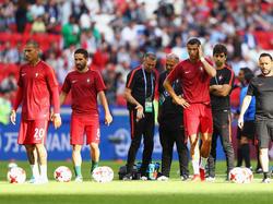Cristiano Ronaldo und Co. stehen gegen Russland unter Druck