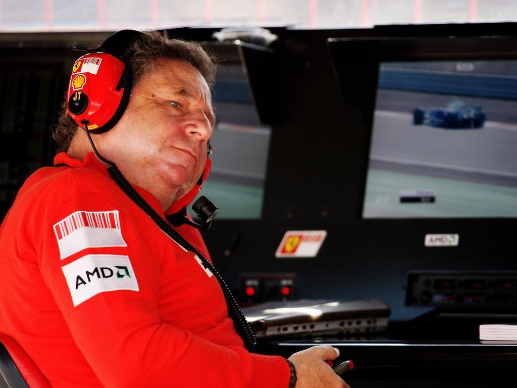 Jean Todt feierte mit Ferrari eine nie dagewesene Erfolgsserie