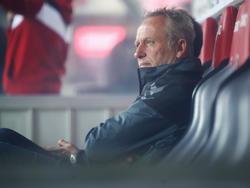 Will nach dem Europa-League-Aus eine Pleite im DFB-Pokal vermeiden: Christian Streich