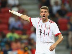 Thomas Müller ist Publikumsliebling beim FC Bayern München