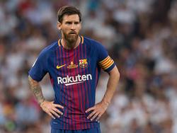 Der FC Barcelona trifft auf Betis Sevilla
