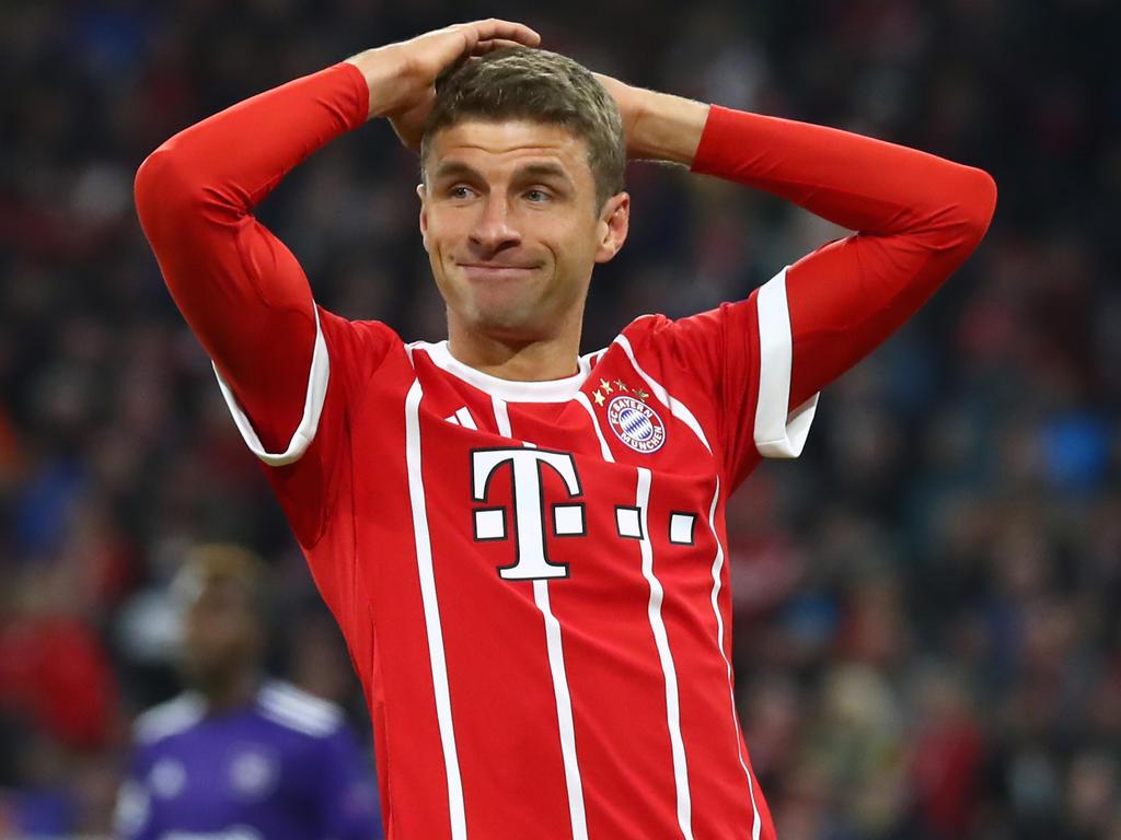 Kann trotz einer schwierigen Phase beim FC Bayern immer noch lachen: Weltmeister Thomas Müller