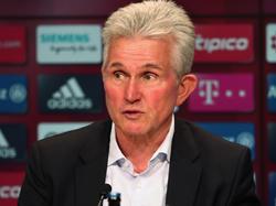 Trainer Jupp Heynckes hat die Bayern wieder zum Erfolg geführt