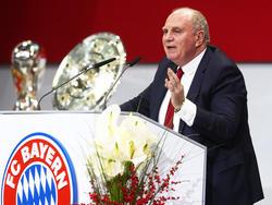 Für Uli Hoeneß ist ein FCB-Transfer in Höhe von 70 Millionen Euro denkbar