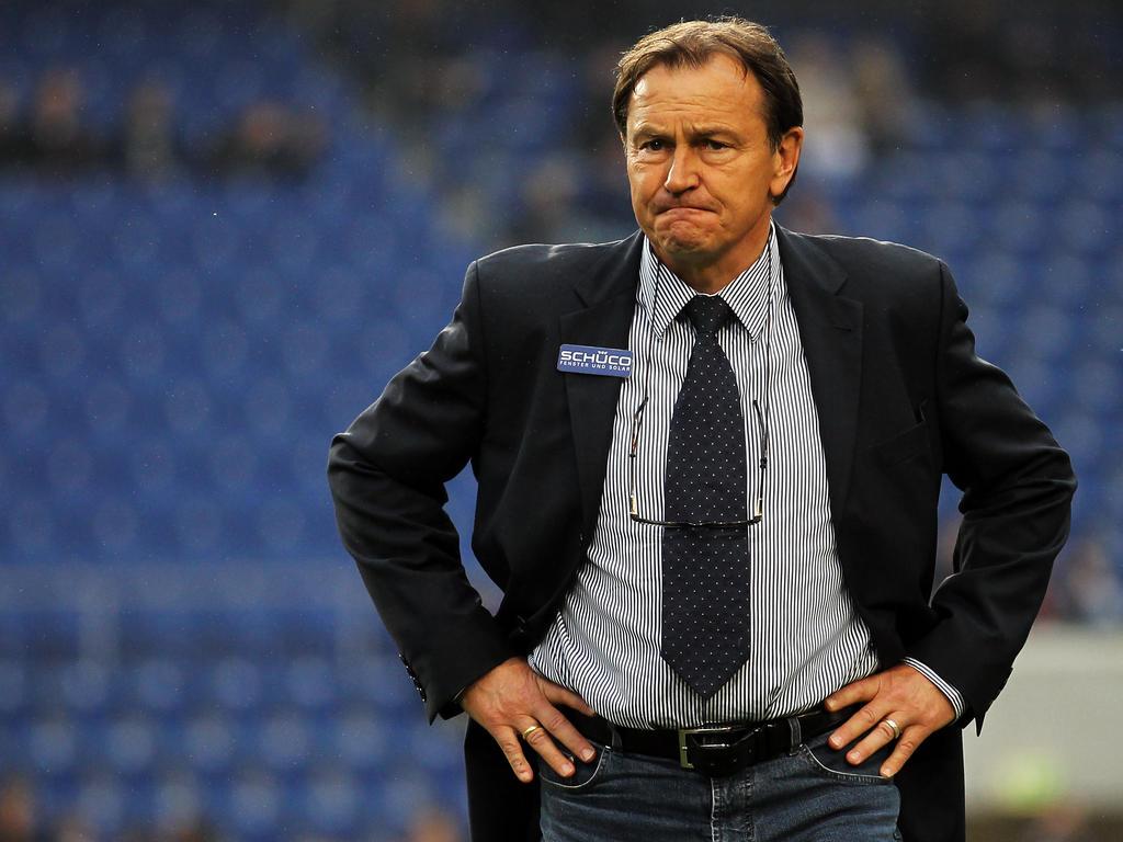 Ewald Lienen ist zurück im deutschen Profifußball