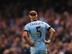 Zabaleta dice adiós al Manchester City (Foto: Getty)
