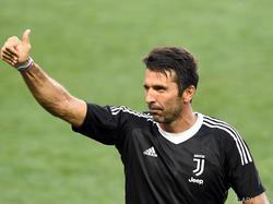 Gianluigi Buffon hat bestenfalls Außenseiterchancen
