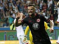 Haris Seferović nimmt eine gute Entwicklung