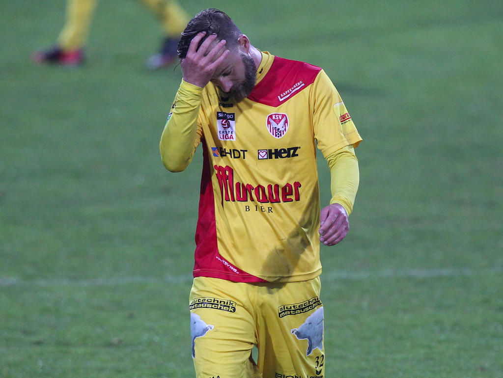 Erste liga news lasnik f r zwei spiele gesperrt for Ergebnisse erste liga