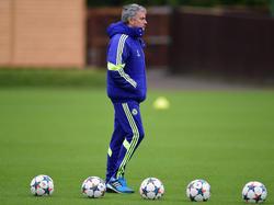José Mourinho steht kurz vor einer Vertragsverlängerung beim FC Chelsea