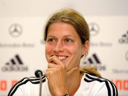 Kerstin Garefrekes DFB