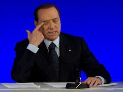Ob Silvio Berlusconi die Entwicklung bei Milan gefällt?