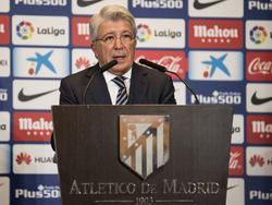 Enrique Cerezo ist Präsident von Atlético