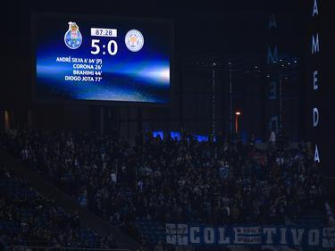 Die bittere Wahrheit: Fünf Gegentore gegen Porto