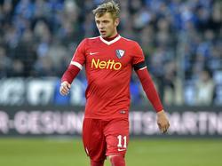 Arvydas Novikovas verlässt den VfL Bochum