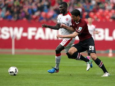 Fortuna Düsseldorf nach Sieg in Nürnberg fast gerettet