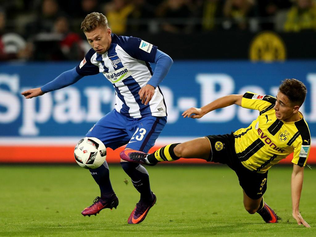 Mitchell Weiser (Hertha BSC)