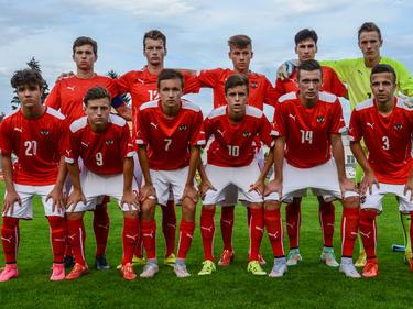 Österreichs U17-Nationalteam darf weiter hoffen