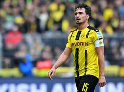 Mats Hummels hat am Montag für fünf Jahre in München unterschrieben