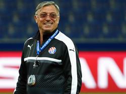 Dinamo-Coach Zlatko Kranjčar ist zuversichtlich