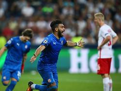 Jubel bei Dinamo Zagreb, Enttäuschung bei RB Salzburg