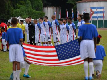 Imagen de otro amistoso entre Estados Unidos y Cuba. (Foto: Imago)