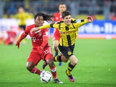 Bayerns Renato Sanches und Christian Pulisic vom BVB stehen in der Elf der besten CL-Newcomer