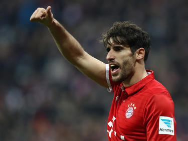 Javi Martínez es un fijo en el Bayern de Ancelotti. (Foto: Getty)