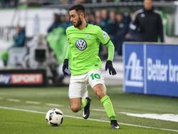 Selbstkritisch: Yunus Mallı ist mit seiner Leistung in Wolfsburg bislang nicht zufrieden