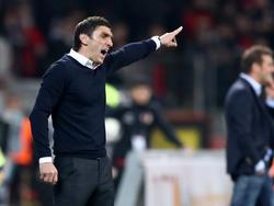 Tayfun Korkut schaffte mit Bayer Leverkusen erneut keinen Sieg