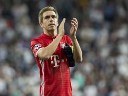 Philipp Lahm verabschiedet sich von der europäischen Bühne