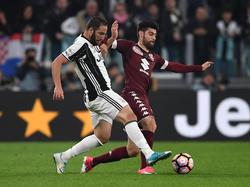 Juventus y Torino disputarán un nuevo derbi de la ciudad de Turín. (Foto: Getty)